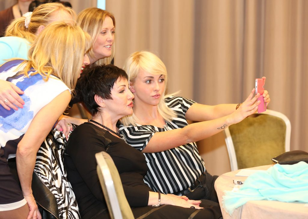 social media shot