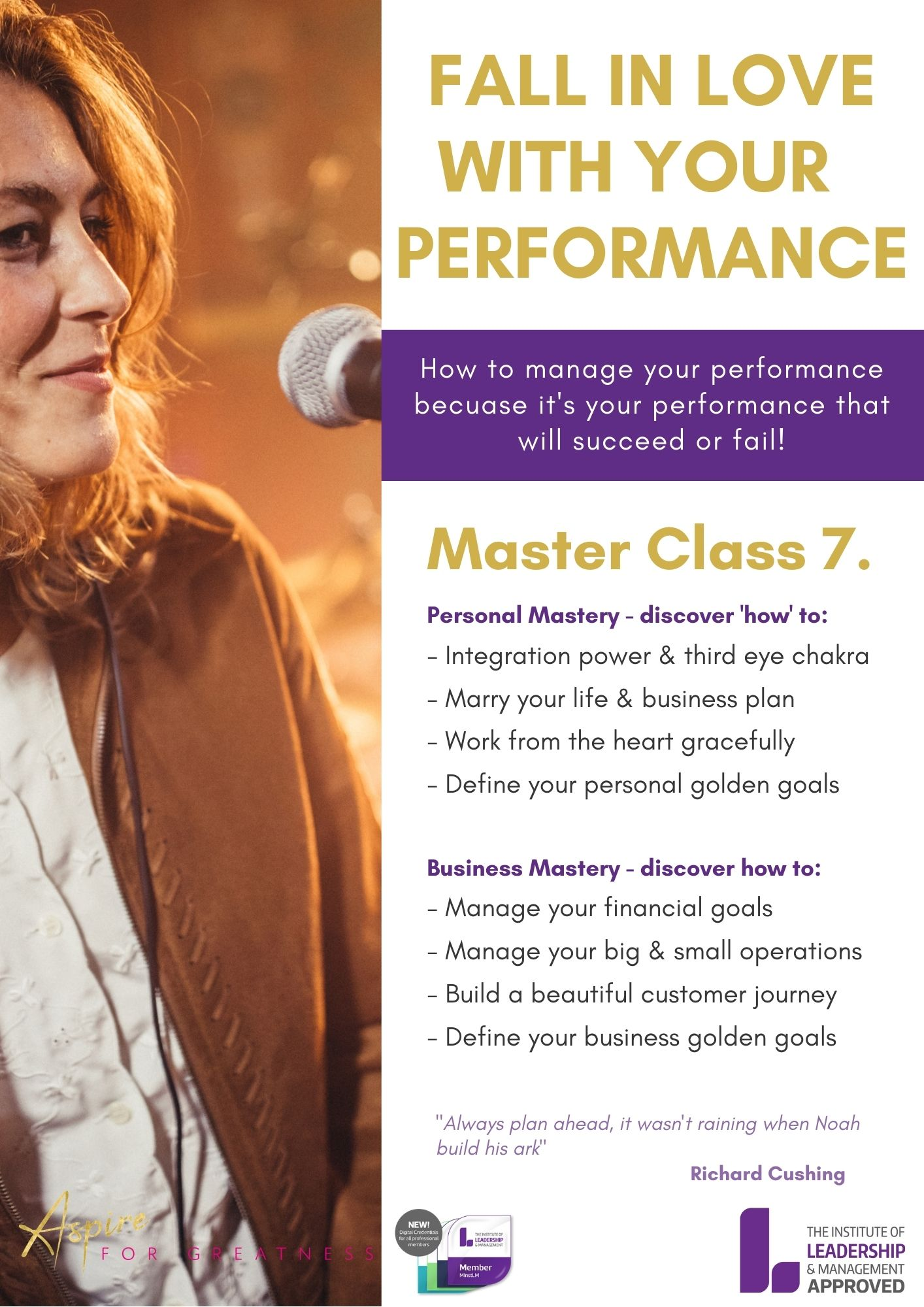 Master Class 7.