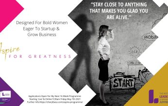 A powerful woman in business needs to…