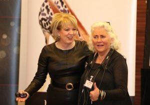 Cheryl Bass & Margaret Carter